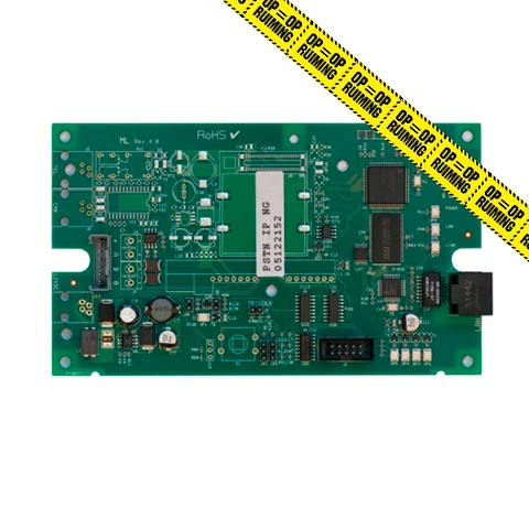 IP opsteek transceiver voor AV-NG