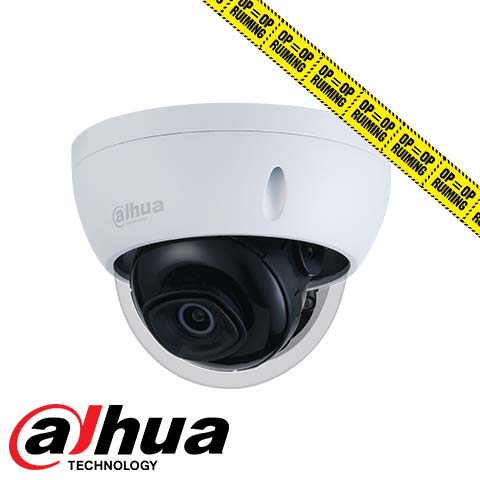 2MP Network IR-dome camera fixed  lens