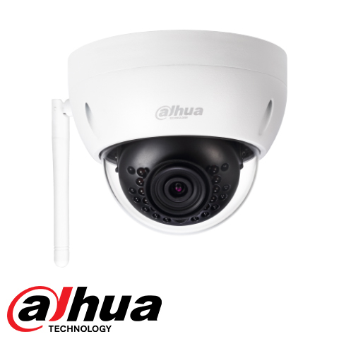 3MP Wi-Fi Network IR-dome camera fixed  lens