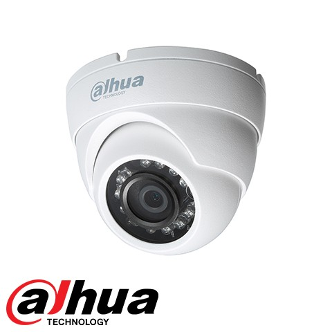 2,4MP IR mini-dome HDCVI camera fixed  lens